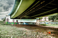 under the bridge mannheim